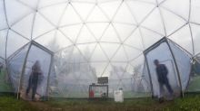 Art installation captures the unique scents of the world's most polluted cities