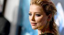 Amber Heard perdió roles y recibió amenazas tras acusar a Johnny Depp de abuso