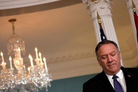 Pompeo expresses regret over Iran tanker release
