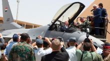 Iraq says it carried out air raid against IS in Syria