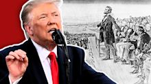 Trump says he is considering the 'Great Battlefield' at Gettysburg for his convention speech