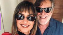 José de Abreu faz declaração com música para namorada: 'Você me faz sentir novo em folha'