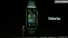 Running Features in Apple Watch OS5