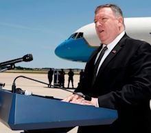 Mike Pompeo embarks on last-minute Middle East trip to build anti-Iran alliance