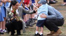 Schwangere Herzogin Meghan: Darauf verzichtet sie jetzt