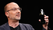 The father of Android has reportedly cancelled his next big smartphone and might sell the company after raising $300 million (GOOG, AAPL)