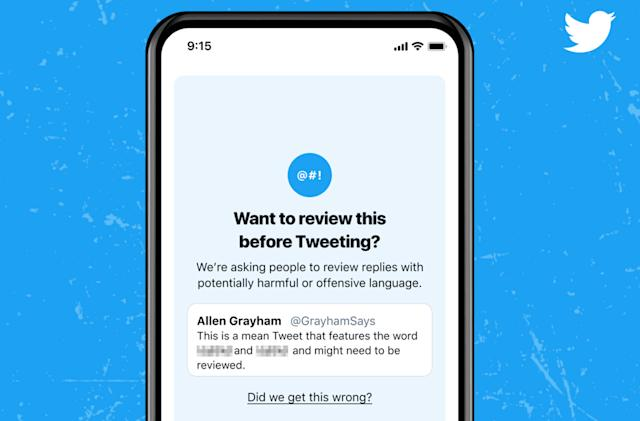 Twitter expands its anti-bullying prompts to all users