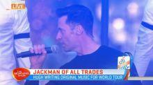 Hugh Jackman releasing new music
