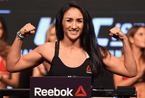 Esparza: 'Jessica será uma das lutas mais difíceis da carreira de Joanna'