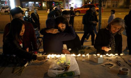 Man who killed 10 in Toronto van attack pleads not guilty