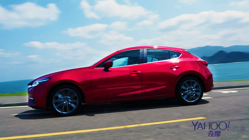 再一次的戀慕!2018年式Mazda 3海灣MRCC加持試駕
