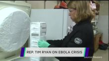 Rep. Tim Ryan on Ebola: U.S. cut funding for CDC, NIH