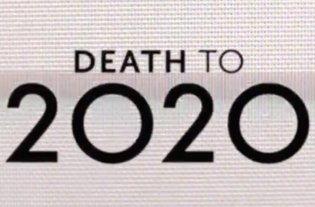 Black Mirror's creators made a 'Death to 2020' Netflix special