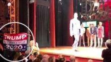 Trump fan disses Robert De Niro after musical