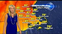 WBZ AccuWeather Morning Forecast For May 30