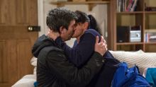 Emmerdale viewers over the moon as Moira and Cain kiss
