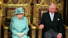 Pound tumbles as the Queen sets out Boris Johnson's Brexit plan