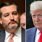 Ted Cruz Once Cracked That Donald Trump Might 'Nuke Denmark' as President