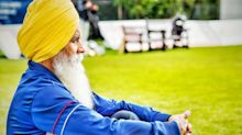 'The Skipping Sikh' Is Urging People To Keep Exercising During Coronavirus Isolation