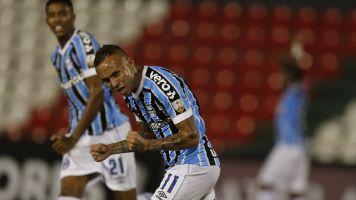Grêmio vence e se recupera na Libertadores