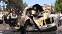 Raw: Aftermath of Damascus Bomb Attack