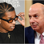 Rapper A$AP Rocky was a surprise focal point of Ambassador Sondland's impeachment hearing testimony
