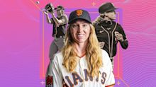 The first woman to coach in the majors, Alyssa Nakken works to open more of baseball's doors