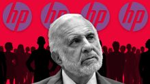 HP investors should be girding for a proxy battle with Xerox, Carl Icahn