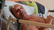 Facebook bloqueó la transmisión del francés que decidió dejarse morir en vivo luego de que le negaran la eutanasia