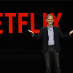 Netflix hits a record high, passes Disney in size (NFLX)