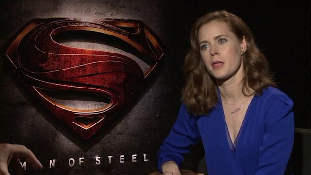 Amy Adams on Filming in Willis Tower