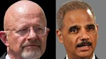 Did Clapper, Holder, Rice lie to the American people?