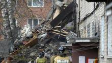 Russie: Une explosion dans un immeuble fait un mort