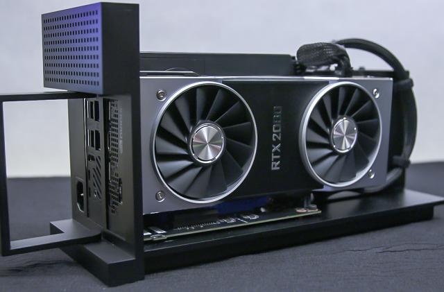 Razer built a compact modular gaming PC around Intel's new NUC