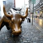 Stocks - Wall Street Rises on Upbeat Earnings