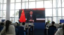 China's Xi calls for fairer world order as rivalry with U.S. deepens