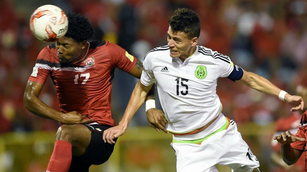 El tarjetero de México en la Eliminatoria