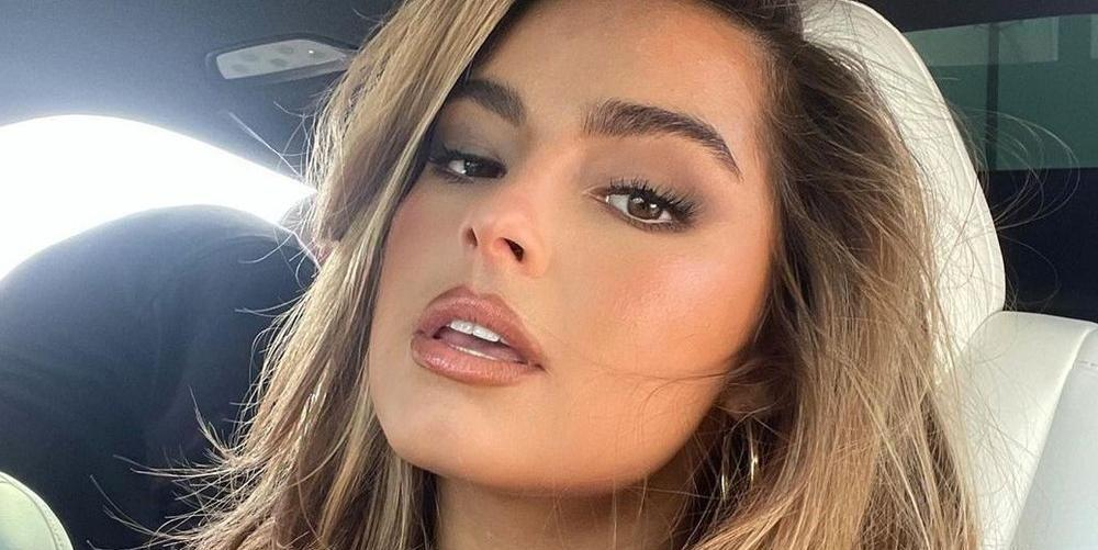 Addison Rae Flaunts Underboob In The Hottest Swimsuit Trend Of The Summer