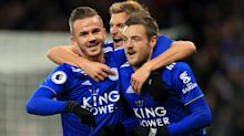 Marc Albrighton does not believe age will be a barrier for Jamie Vardy
