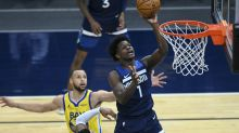 Timberwolves rookie Anthony Edwards just wants to 'win and have fun'