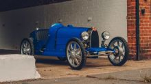 Bugatti introduces the Baby II electric roadster priced at under $35,000