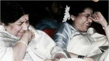 Here are 5 Times Lata Mangeshkar Collaborated with Her Sisters for Melodious Songs
