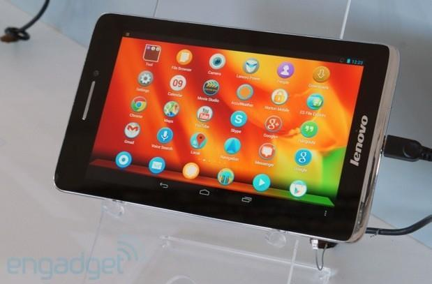 Lenovo intros the S5000, a budget 7-inch tablet running Jelly Bean (update: video)
