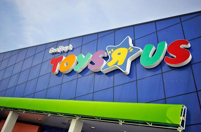 Toys 'R' Us has declared bankruptcy