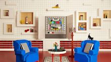 Lego mania: An Airbnb and other cool stuff made from everyone's favourite bricks