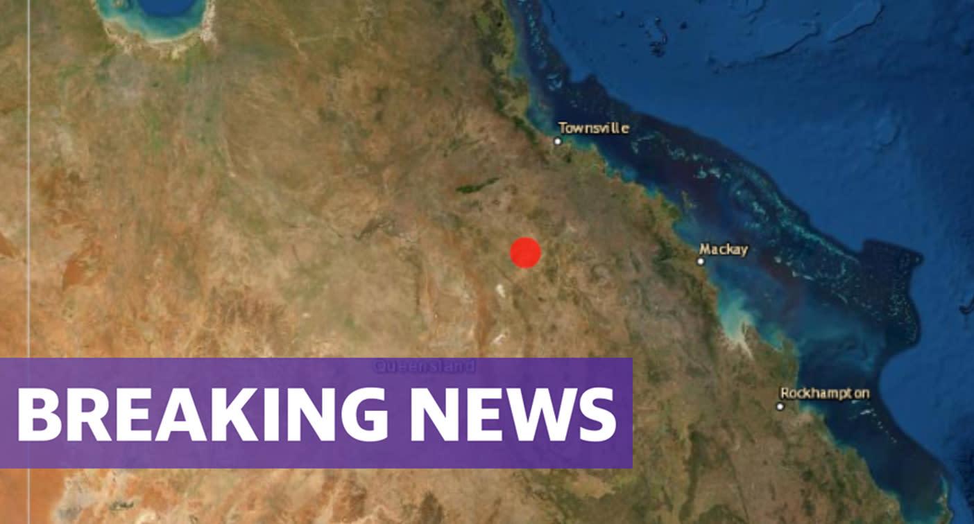 Strong earthquake rocks North Queensland residents – Yahoo News Australia