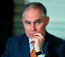 EPA chief sat in coach when not flying on taxpayer's dime