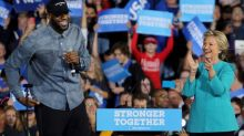 NBA star LeBron James emerges as potent political force ahead of U.S. election