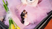 You Can Win $15,000 For Your Honeymoon If You Add Some #Sponcon To Your Wedding Vows