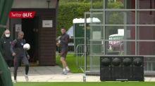 Foot - WTF - WTF: Thiago Alcantara (Liverpool) régale à l'entraînement